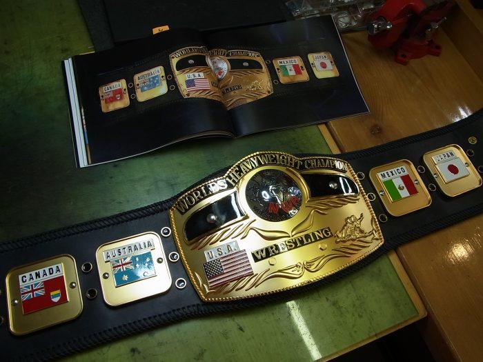 NWAチャンピオンベルト