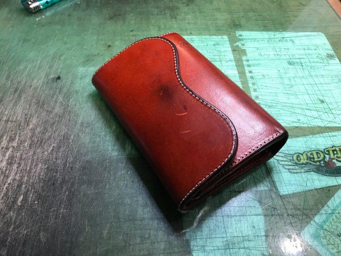 革財布修理