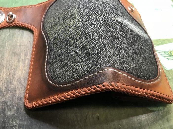 財布リペア修理