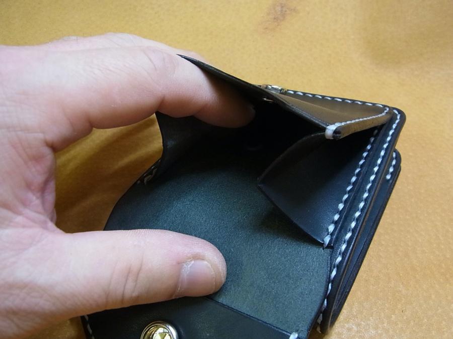 レザーウォレット(2つ折財布)