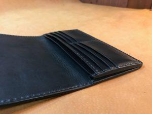 シンプル財布オーダー