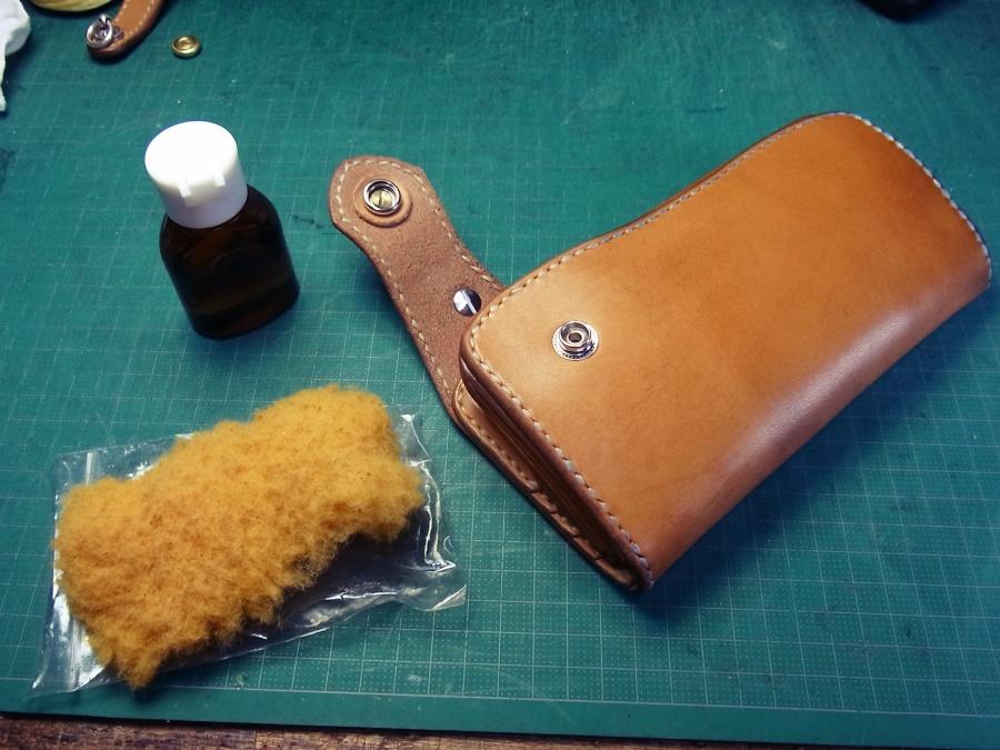 革の手入れ方法